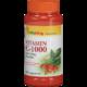 C-vitamin 1000mg (60 caps) +csipkebogyó